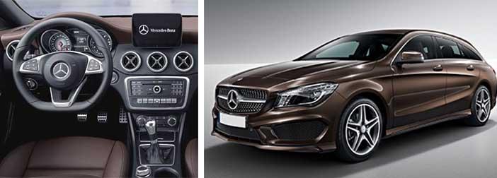 Kørekort Hillerød Mercedes-Benz CLA Shooting Brake