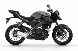 sort motorcykel - kørekort